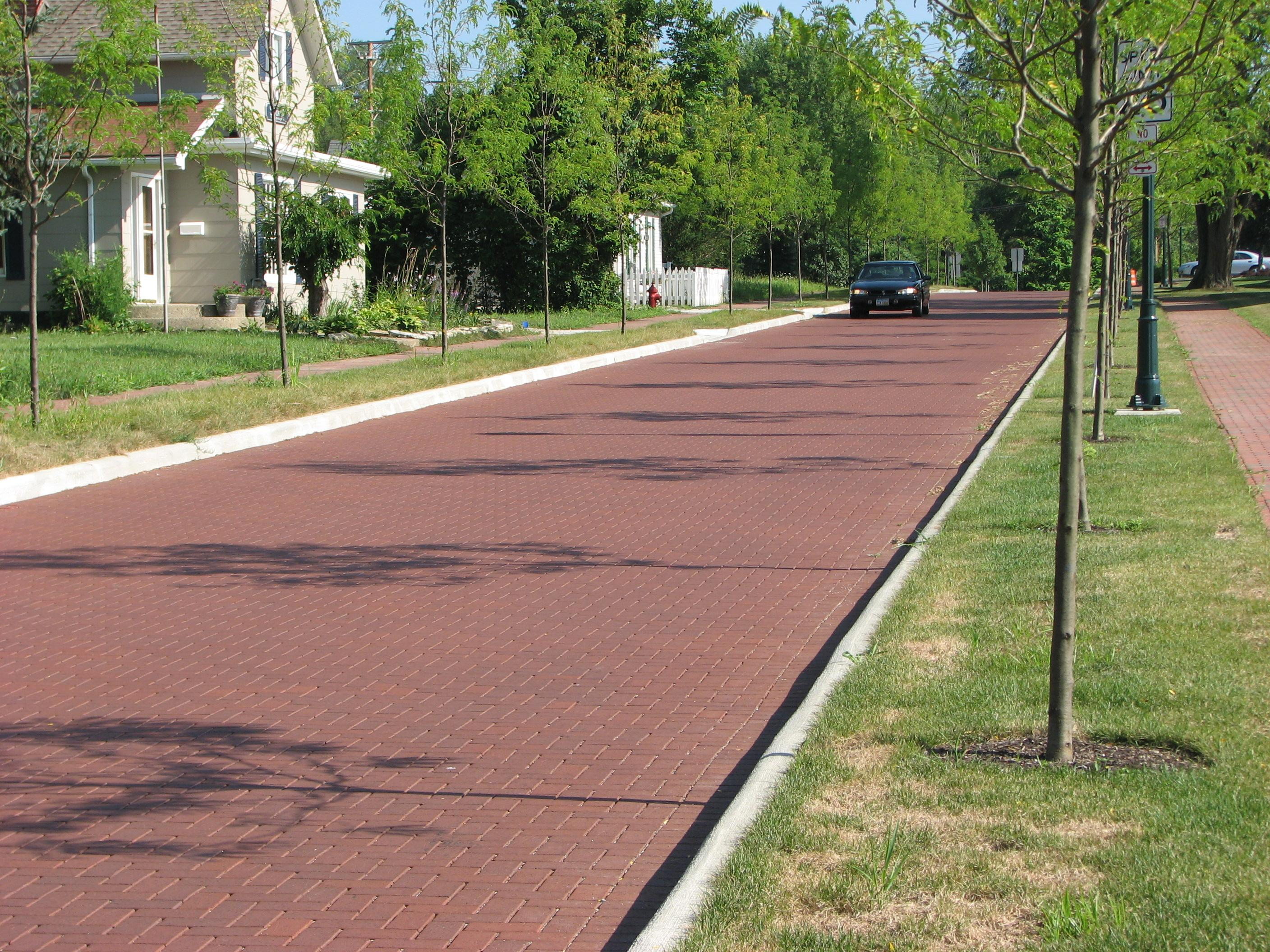 Permeable paving and the federal law - Pine Hall Brick, Inc.