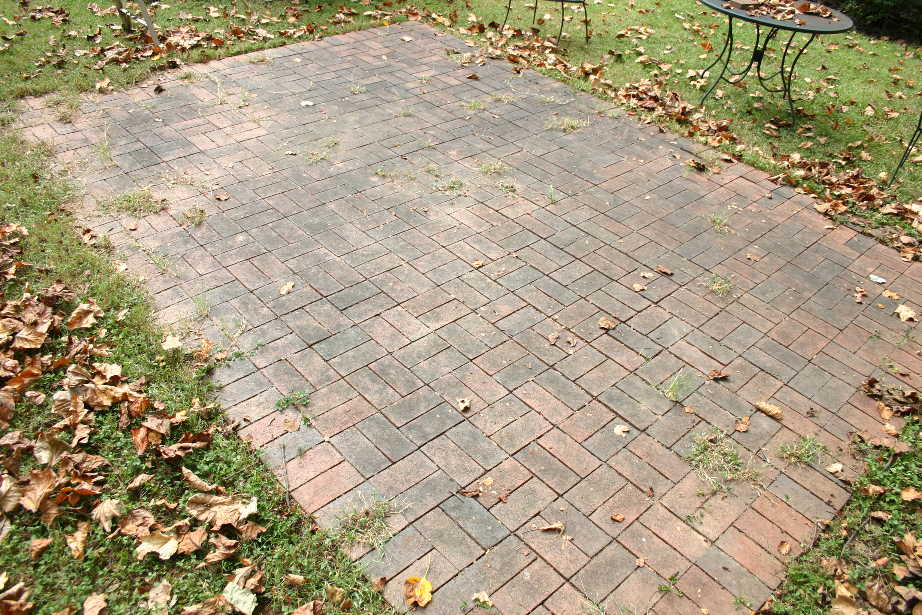 Cleaning your weatherworn patio pine hall brick inc phb cleanup 3 solutioingenieria Choice Image