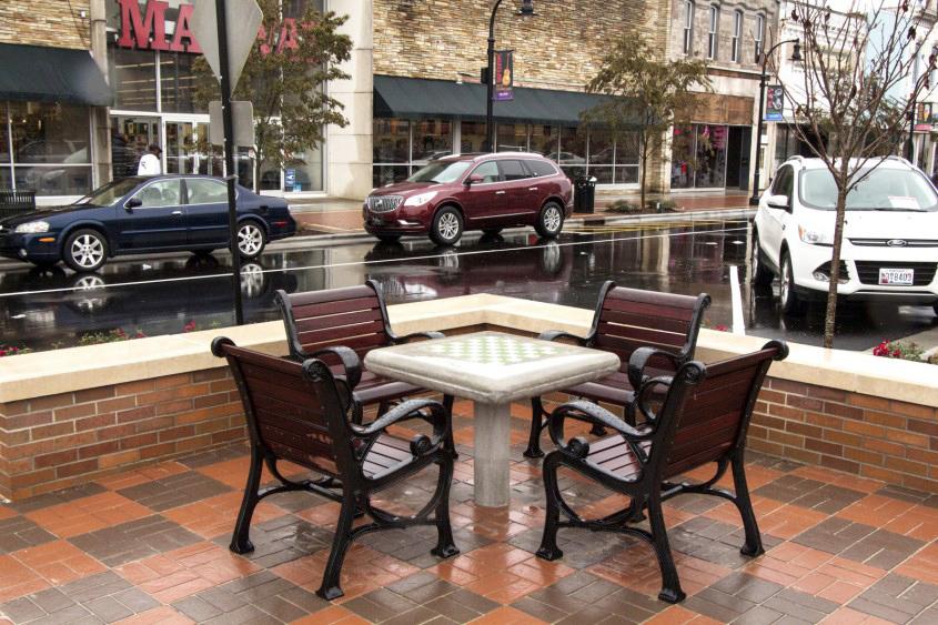 PHB Goldsboro Rainy Street