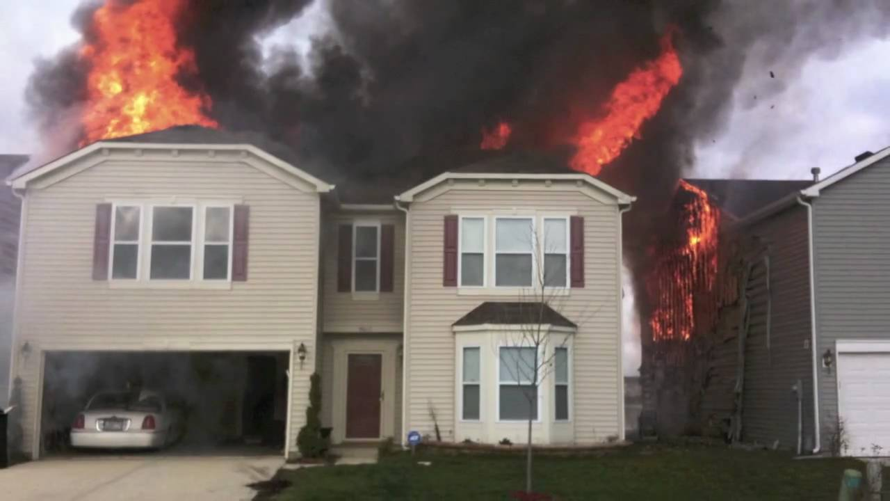 Brick Homes Are A Better Choice For Fire Safety According
