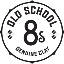 Old School 8 Logo